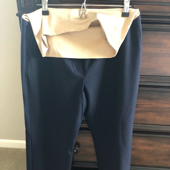01bf6302aed7d LOFT Pants | Brand New Petite Maternity Dress | Poshmark